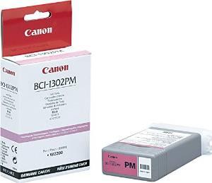 Canon インクタンク フォトマゼンタ BCI-1302 PM 純正