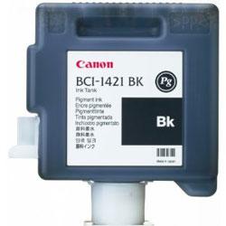 【販売終了】Canon インクタンク ブラック BCI-1421 BK Pg 純正