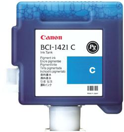 Canon インクタンク シアン BCI-1421 C Pg 純正