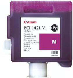 Canon インクタンク マゼンタ BCI-1421 M Pg 純正
