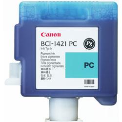 Canon インクタンク フォトシアン BCI-1421 PC Pg 純正
