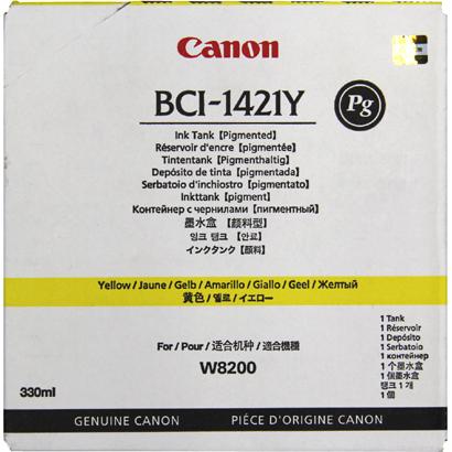 BCI-1421イエロー
