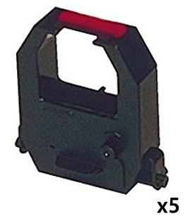 CE315250 赤/黒 カセットリボン