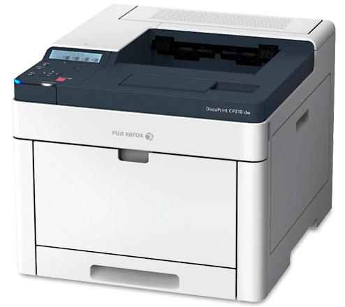 【取寄せ】FUJI XEROX A4カラープリンター DocuPrint CP310 dw 純正<数量限定>