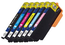 インクカートリッジ IC6CL70L 増量 6色パック 汎用品(新品・ノーブランド)