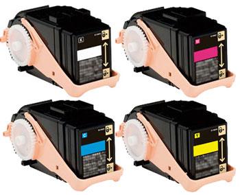 ETカートリッジ LPC3T33(K、C、M、Y) (Mサイズ) リサイクル <4色入>