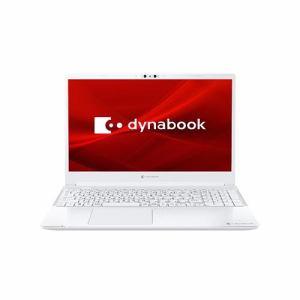 【取寄せ】Dynabook ノートパソコン P1C4MPBW  dynabook  C4/MW  リュックスホワイト 純正