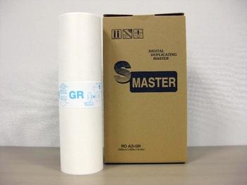 RISO用マスター ROA3-GR (A3) 汎用 <4個入>
