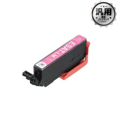 インクカートリッジ サツマイモ SAT-LM ライトマゼンタ 汎用品(新品・ノーブランド)
