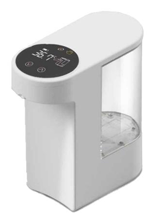 非接触型 温度測定・消毒機「ピッとシュ!」