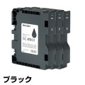 リコー RICOH SGカートリッジGC41KH ブラック/黒3本 純正 Lサイズ GC41KH、SG7100、SG7200 用インクカートリッジ