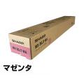 シャープ SHARP MX-36JTトナーカートリッジ/MX36JTMA マゼンタ/赤 純正 MX-36JT-MA MX2610FN MX2640FN MX3110FN MX3140FN MX3610FN MX3640FN 用トナー