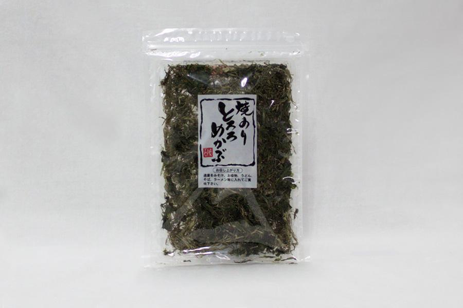 焼きのりとろろめかぶ 38g 1個(袋)【送料込み】