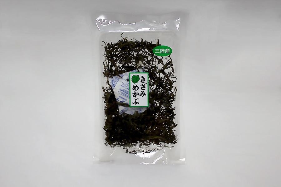 三陸きざみめかぶ 38g 5個セット(袋)【送料込み】