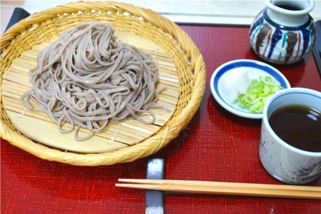 遠野そば(生麺)たれ付