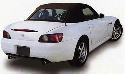 【SFクロス幌/TYPE-VC 取付コース】 for S2000
