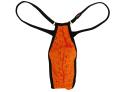 メンズ オレンジレース ソフトバインダーTバック 下着(145503)