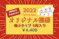 【予約受付中】2022トップモードジャパン極小下着メンズ福袋【5枚入り】