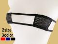 レディース  メッシュ眼帯ビキニブラトップス 2サイズあり(6061045)