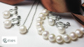 大珠淡水真珠10−9mmネックレス&ピアス(イヤリング)ダブルセット&一粒真珠ネックレスの豪華4点セット