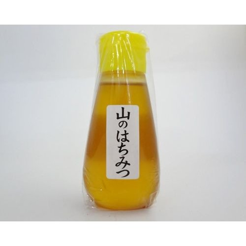 坂東養蜂場 山のはちみつ(250g)