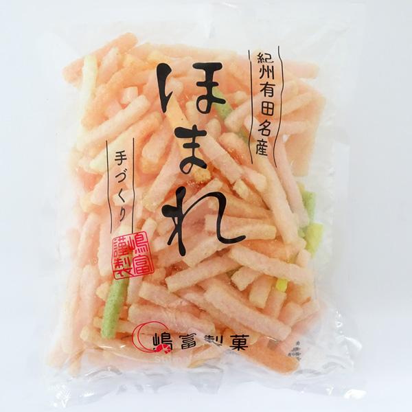嶋富製菓 えびせんべい ほまれ(130g)