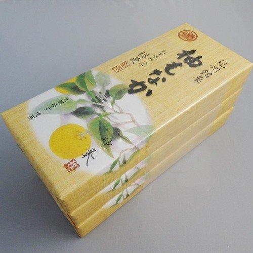 福菱 柚もなか[ゆずもなか](6個入)×3箱セット