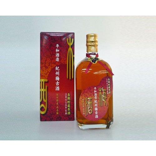 平和酒造 長期貯蔵原酒 紀州梅古酒 (720ml)