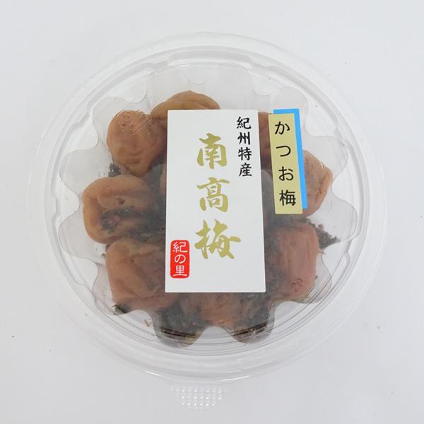 梅きらら 紀州かつお梅 くずれ梅(つぶれ梅)130g