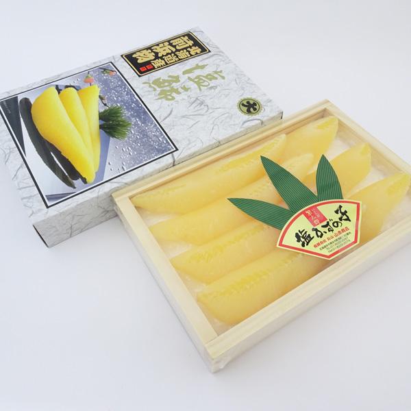 北海道産 前浜物 塩数の子(塩鯑)[大サイズ](250g)約7本入