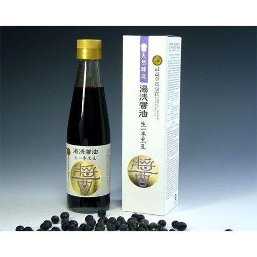 丸新本家 生一本黒豆醤油(200ml)