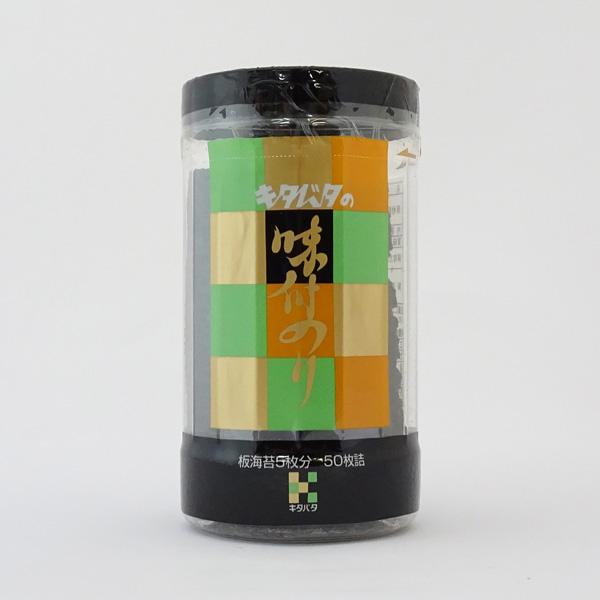 キタバタの味付海苔(パックのり)