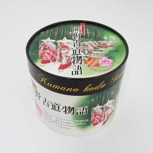 熊野古道物語 アソート丸容器入