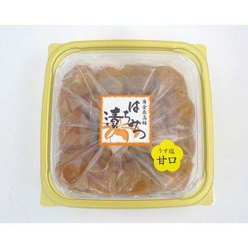 甘口はちみつ漬け(くずれ梅)300g