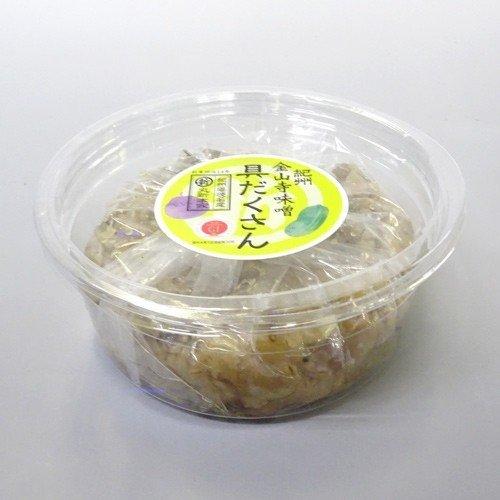 丸新本家 紀州金山寺味噌[具だくさん](540g)