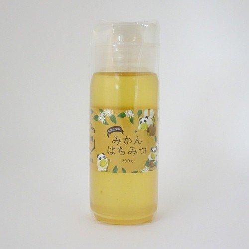 中村養蜂園 みかんはちみつ(200g)