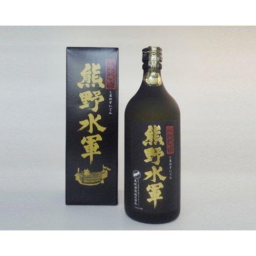 尾崎酒造 熊野水軍 米焼酎 25度 720ml