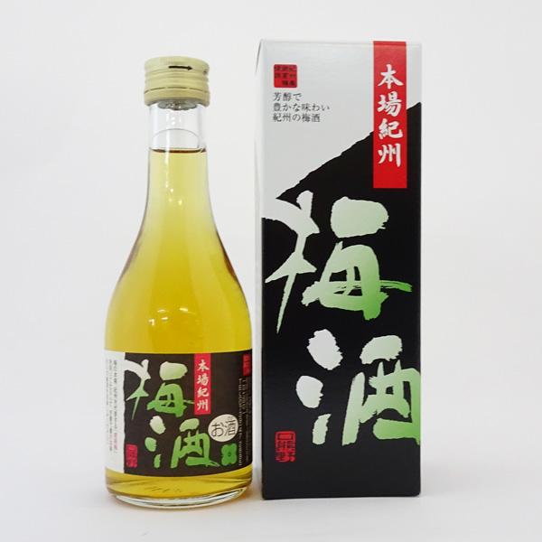 プラム食品 本場紀州梅酒(300ml)