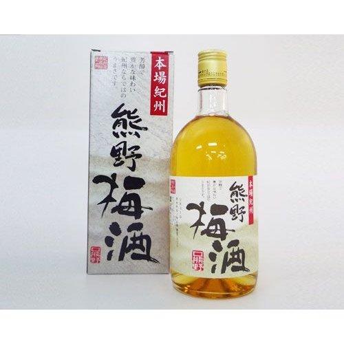 プラム食品 熊野梅酒 (720ml)
