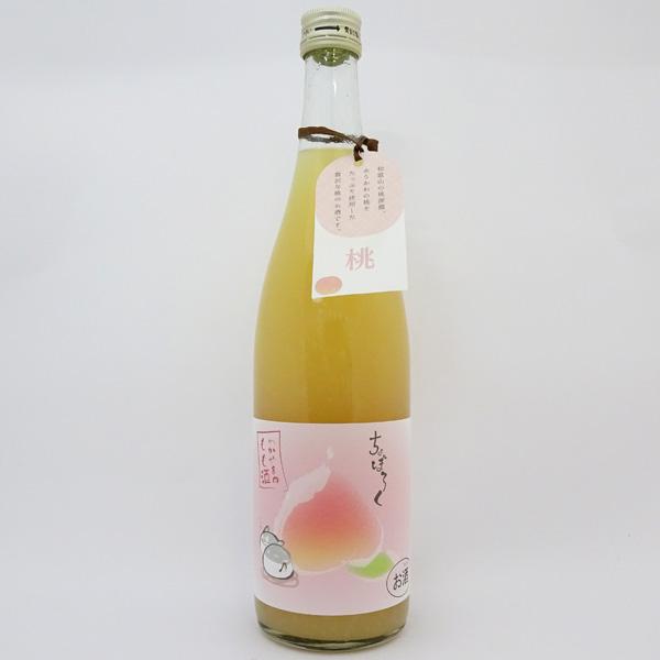 世界一統 ちょぼろく あらかわの桃(720ml) わかやまのもも酒