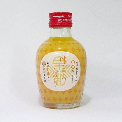 早和果樹園 味まろしぼり(180ml)