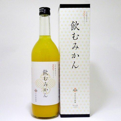 早和果樹園 飲むみかん(720ml)