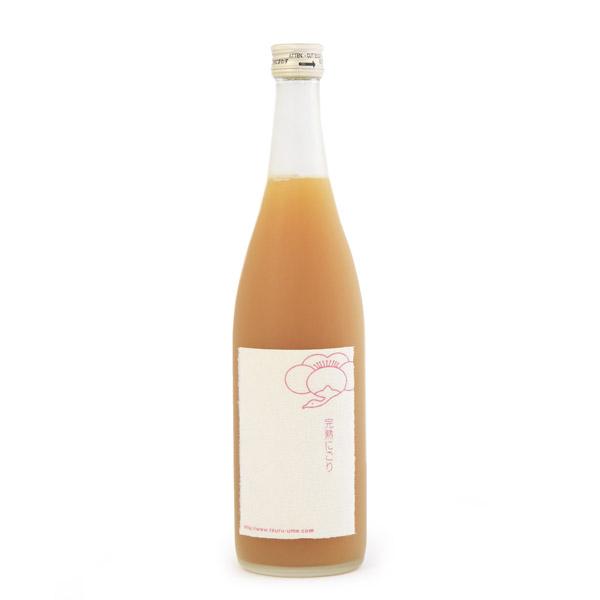 平和酒造 「鶴梅」 完熟にごり梅酒(720ml)