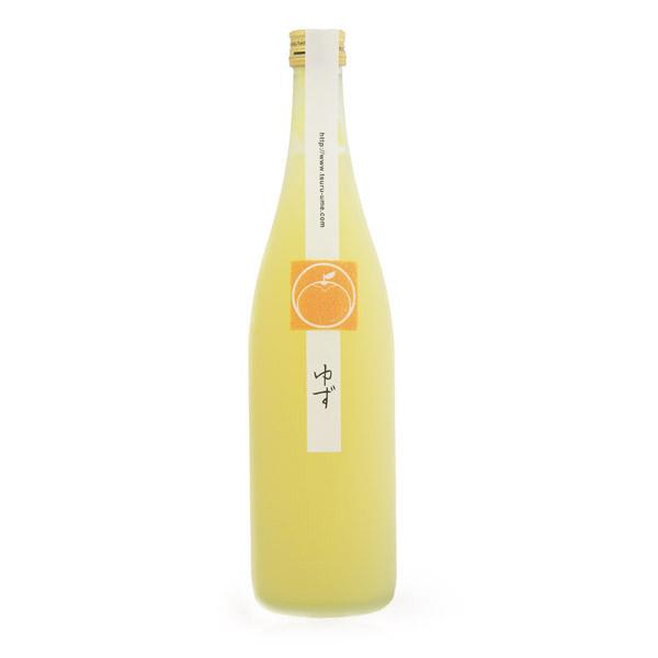 平和酒造 「鶴梅」柚子酒(720ml)