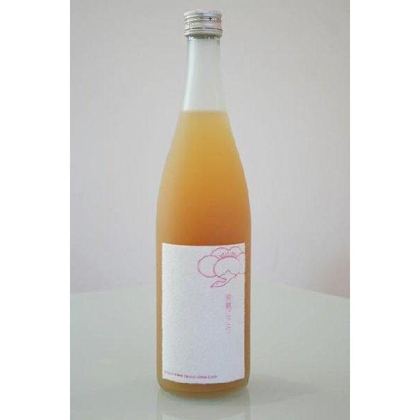 平和酒造 「鶴梅」 完熟にごり梅酒(1800ml)
