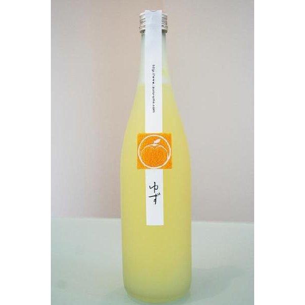 平和酒造 鶴梅 ゆず(720ml)