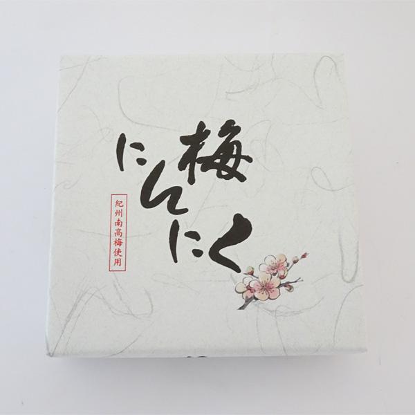 梅きらら 梅にんにく(160g)