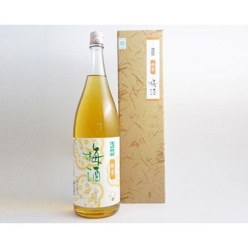 吉村秀雄商店 完熟蜂蜜梅酒(1800ml)