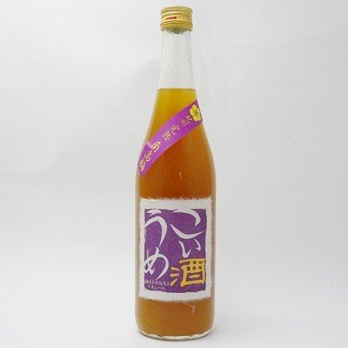 吉村秀雄商店 紀州完熟南高梅 こい梅酒(720ml)
