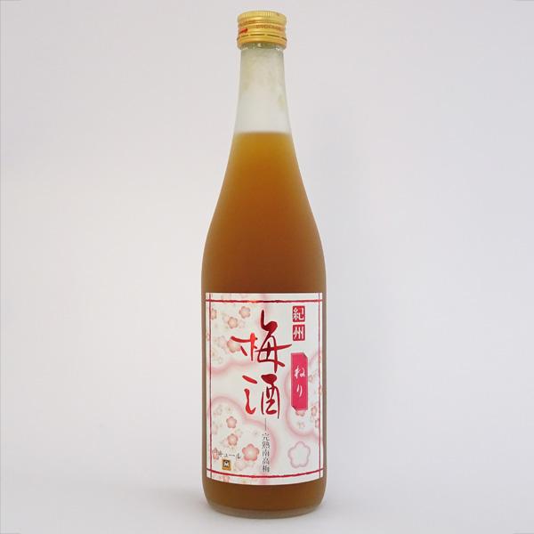 吉村秀雄商店 ねり梅酒(720ml)